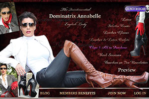 Dominatrix Annabelle galleries