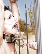 Chastity corset