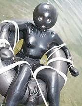 Water bondage