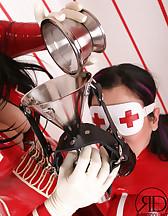 Bizarre Latex Medical