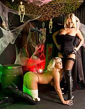 Halloween BDSM