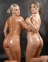 Baby Oil Babes