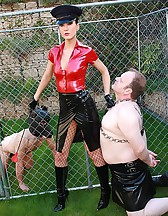 A new slave gets tried and tested