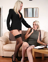 Two Irresistible Secretaries