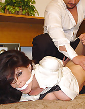 Secretary captured and used