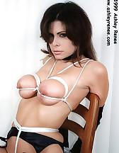 Classic ropes bondage