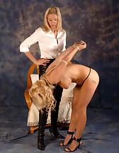 Over Her Knee