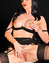 Gothic sensual tease, pic #14