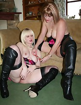 Two Filthy Sluts, pic #14