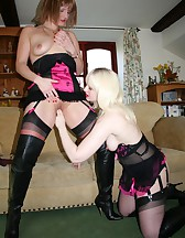 Two Filthy Sluts, pic #7
