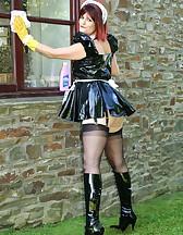 PVC Maid Slut, pic #1