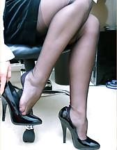 Office slut, pic #3