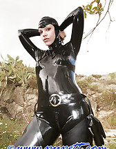Subtropical latex sluts, pic #11