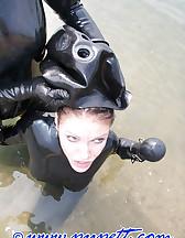 Latex swimming, pic #14