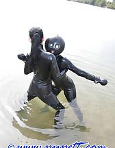 Water bondage, pic #5