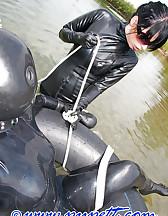 Water bondage, pic #10