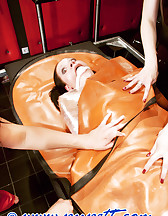 Inflatad rubber body bag, pic #13