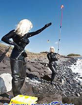 Latex Mermaid, pic #5