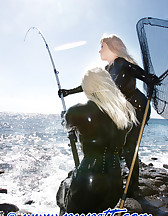 Latex Mermaid, pic #8