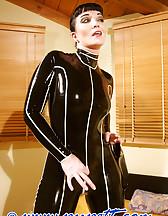 A bondage suit, pic #11