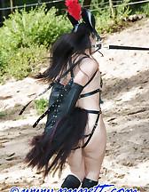 Ponygirl training, pic #12