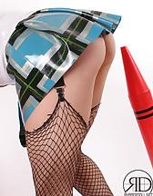 Kinky Latex Schoolgirl, pic #3