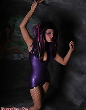 Kinky Rubber Dildo, pic #2