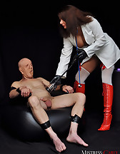 Draining A Slave, pic #5