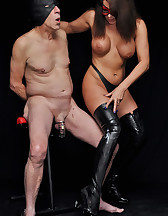 Caged Cock Slave, pic #7