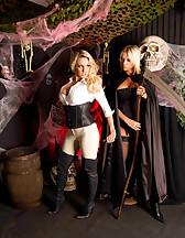 Halloween BDSM, pic #1