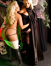 Halloween BDSM, pic #11