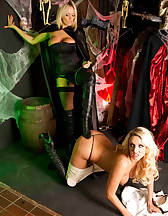 Halloween BDSM, pic #14