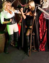 Halloween BDSM, pic #3