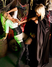 Halloween BDSM, pic #4