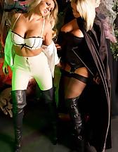 Halloween BDSM, pic #6