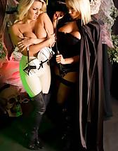 Halloween BDSM, pic #7