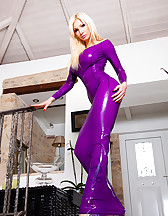 Purple Latex Passion, pic #3