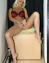 Leggy Lana spyed, pic #11