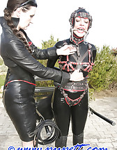 Hard lesson in latex, pic #6
