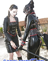 Hard lesson in latex, pic #10