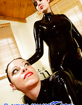 Private rubber maids, pic #5