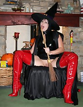 Halloween Witch, pic #5