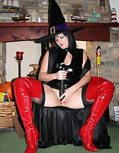 Halloween Witch, pic #8