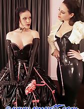 Pupett visited Mistress, pic #2