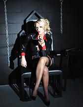 Mistress in the Dungeon, pic #2