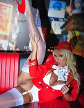 Naughty Virgin Stewardess, pic #7