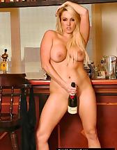 Dannii Pops Your Cork, pic #14