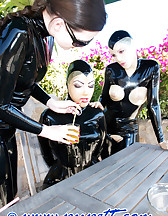 Slaves drinking, pic #8