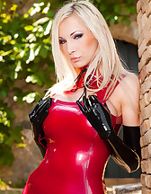 Foxy Latex Princess, pic #4
