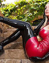 Foxy Latex Princess, pic #6